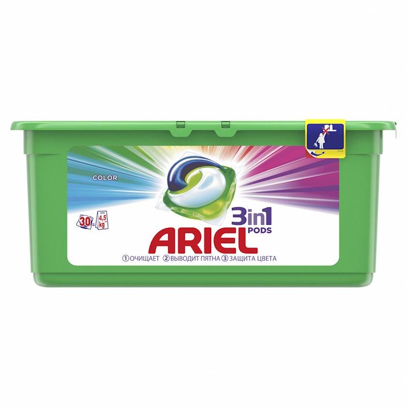 Yuma üçün kapsullar Ariel Pods Color & Style 30 əd