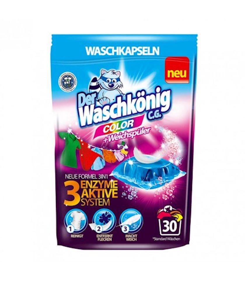 Yuma üçün kapsullar Waschkonig Color 30 əd