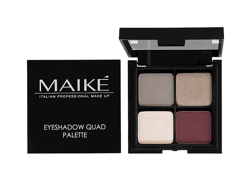 Göz kölgələri paleti Maike' Eyeshadow Quad Palette 03 Sahara 8 q