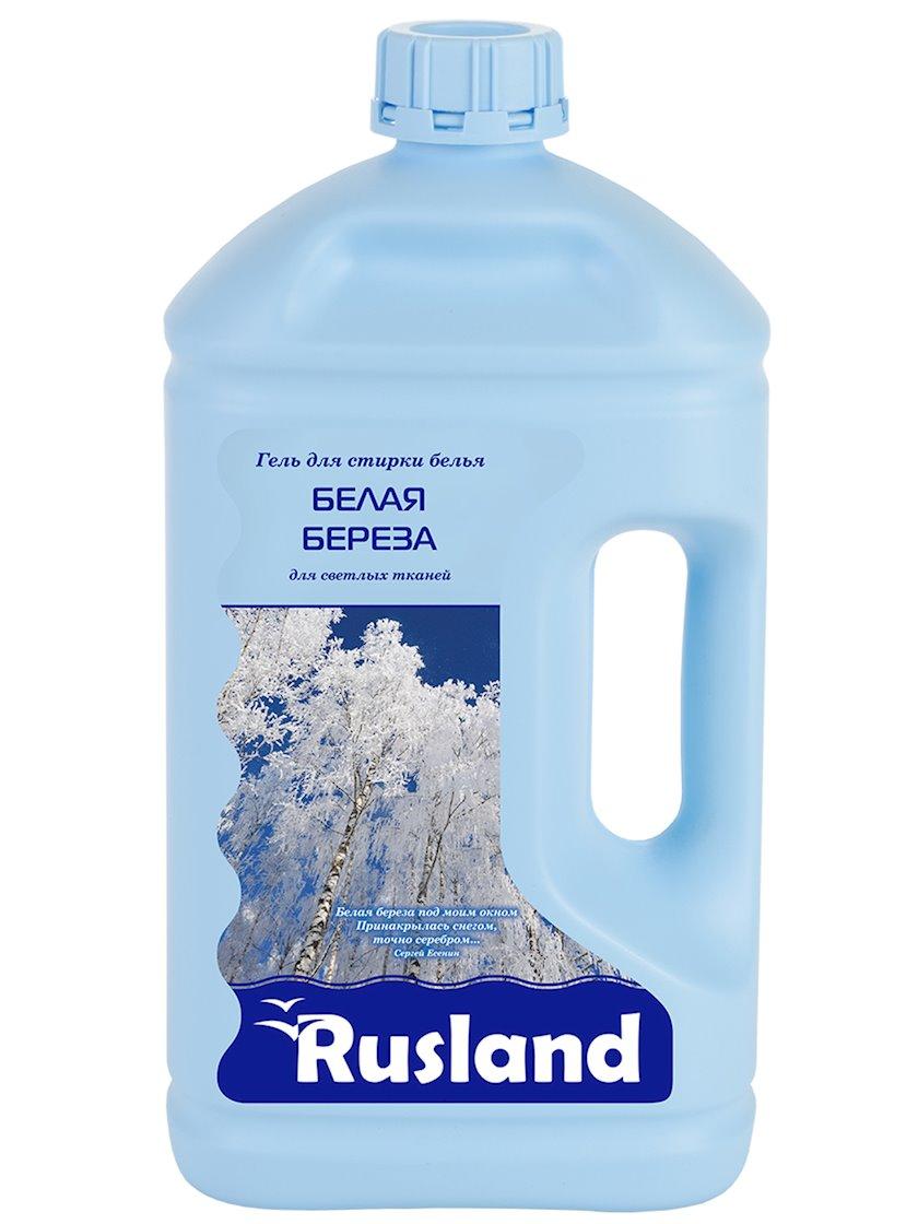 Yuma üçün gel Rusland (ağ huş ağacı) 2, 5 l