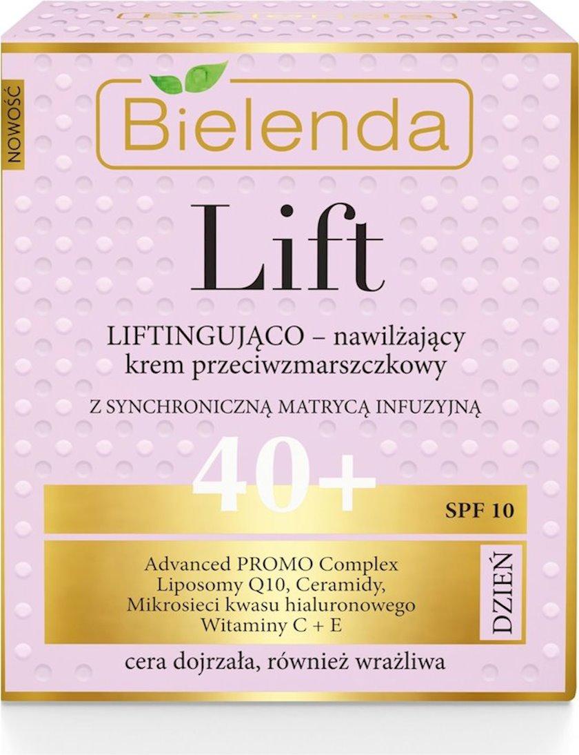Krem Bielenda Lift Lifting & Moisturising Anti-Wrinkle Day Cream 50 ml