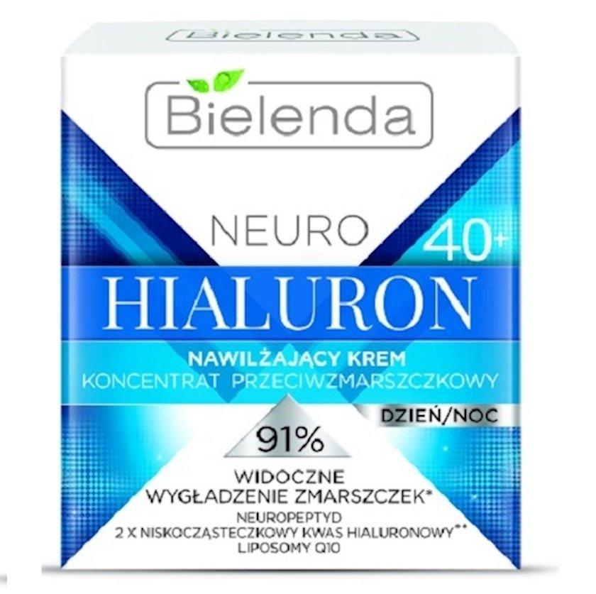 Krem Bielenda Neuro Hialuron Moisturizing Anti Wrinkle Cream 50 ml