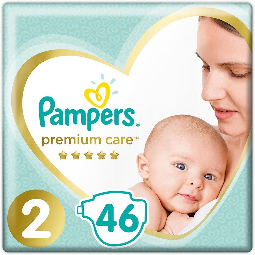 Uşaq bezi Pampers Premium Care №2 4-8 kq 46 əd