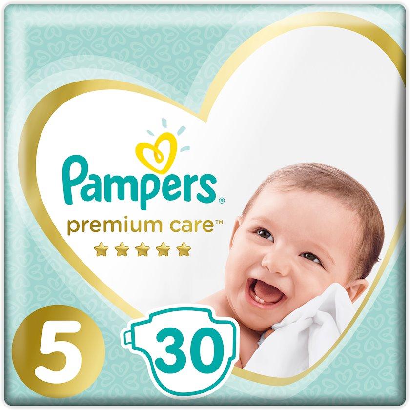 Uşaq bezi Pampers Premium Care №5 11-18 kq 30 əd