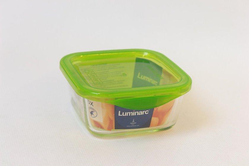 Saxlama konteyneri Luminarc, həcm 360 ml, material şüşə