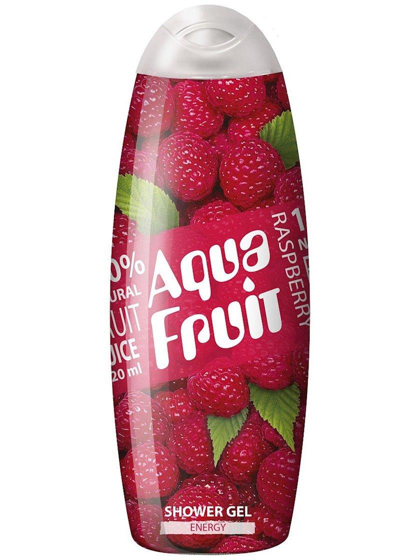 Gel duş üçün Aquafruit Energy 420 ml