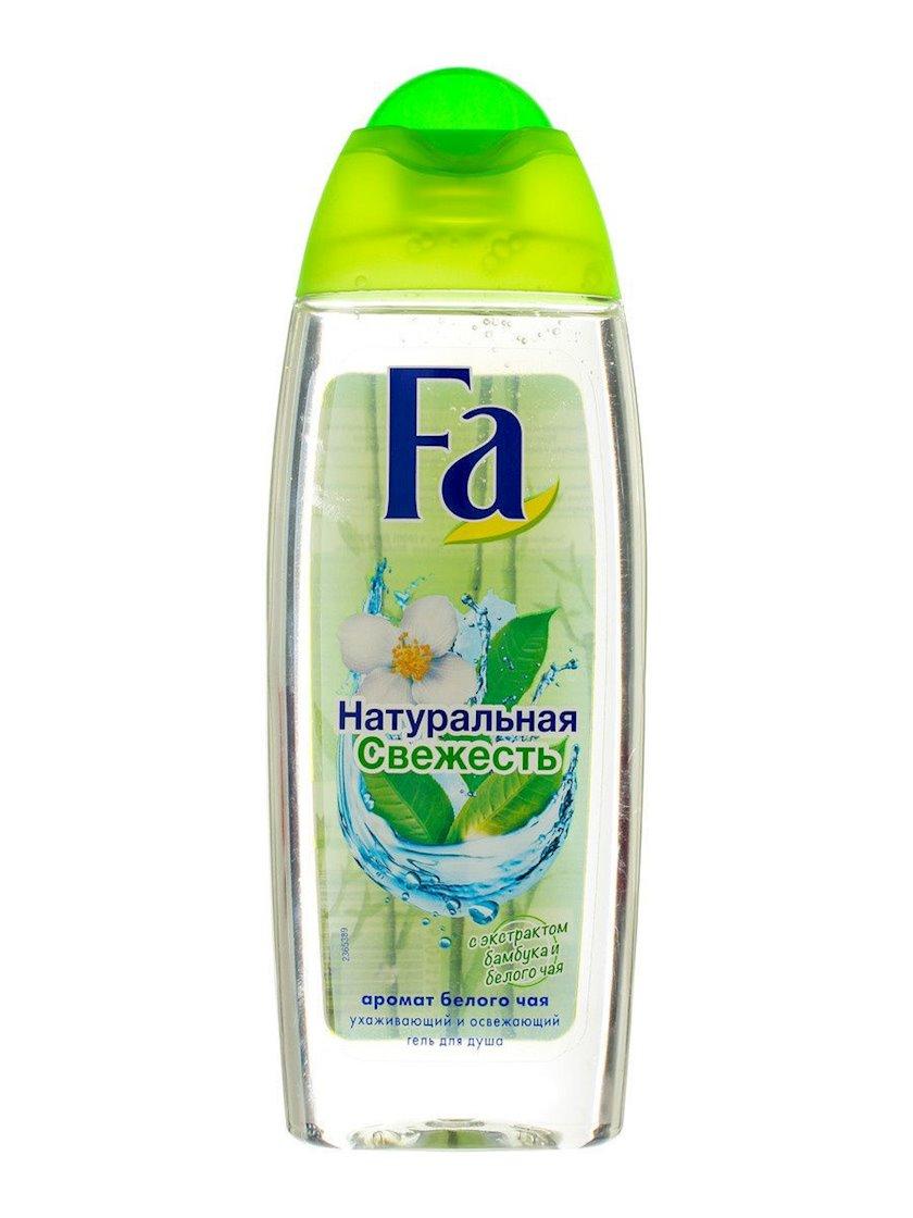Gel duş üçün Fa Təbiətin təravəti Ağ çay və bambuk 250 ml