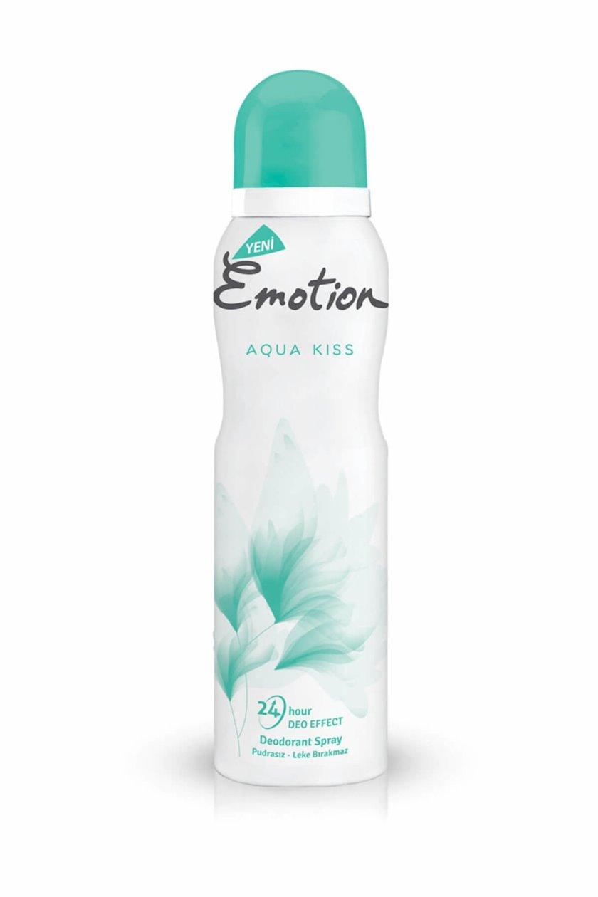 Dezodorant Aqua Kiss, Emotion 150 ml