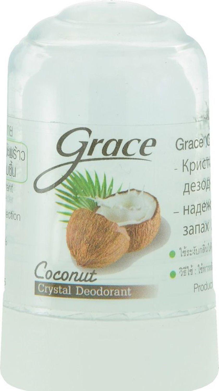 Dezodorant kristallik kokoslu, Grace 70 ml