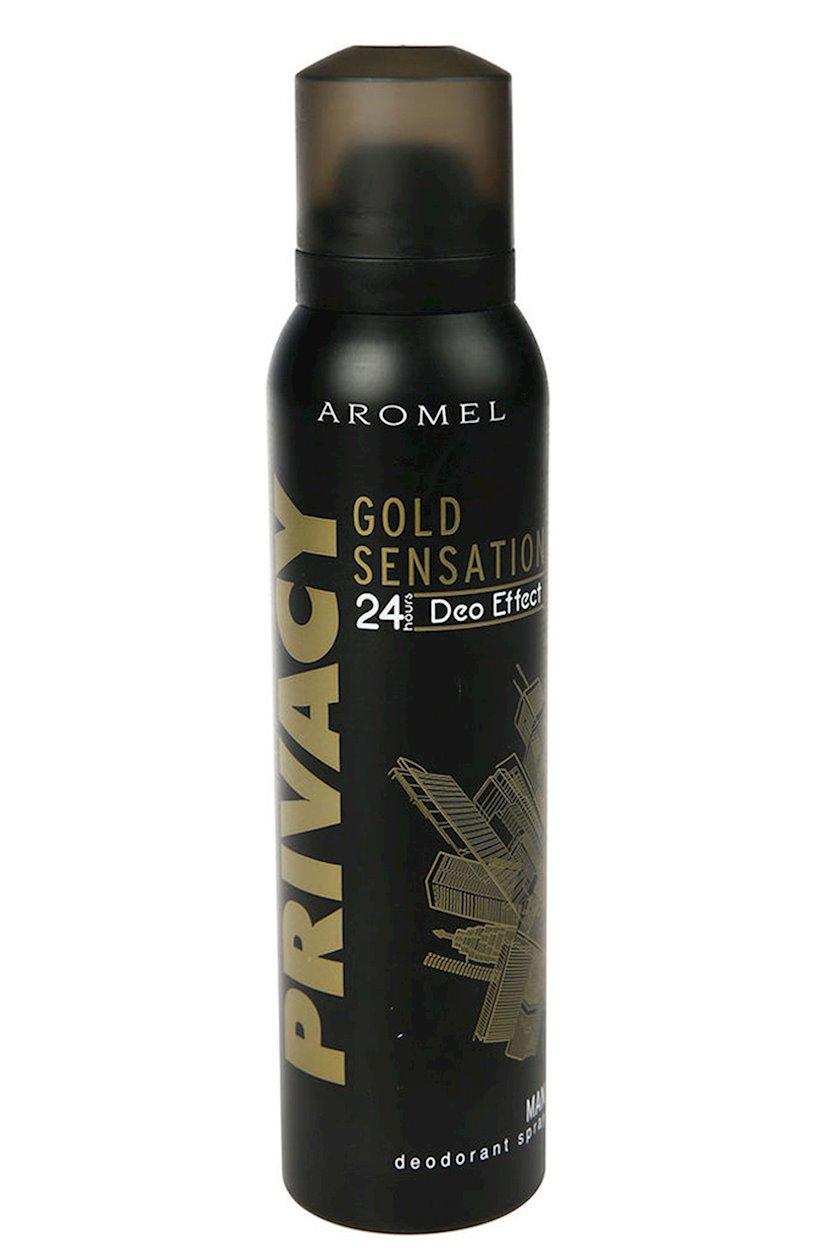 Dezodorant Privacy Gold Sensation 150 ml