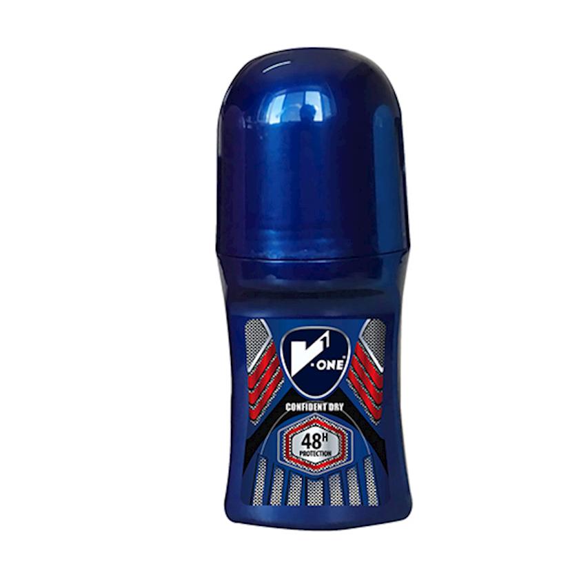 Dezodorant V1 Confident Dry For Men 50 ml