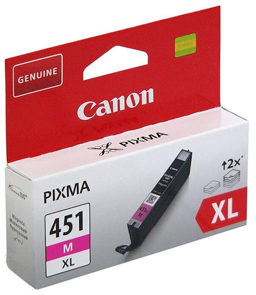 Kartric Canon CLI-451 Magenta