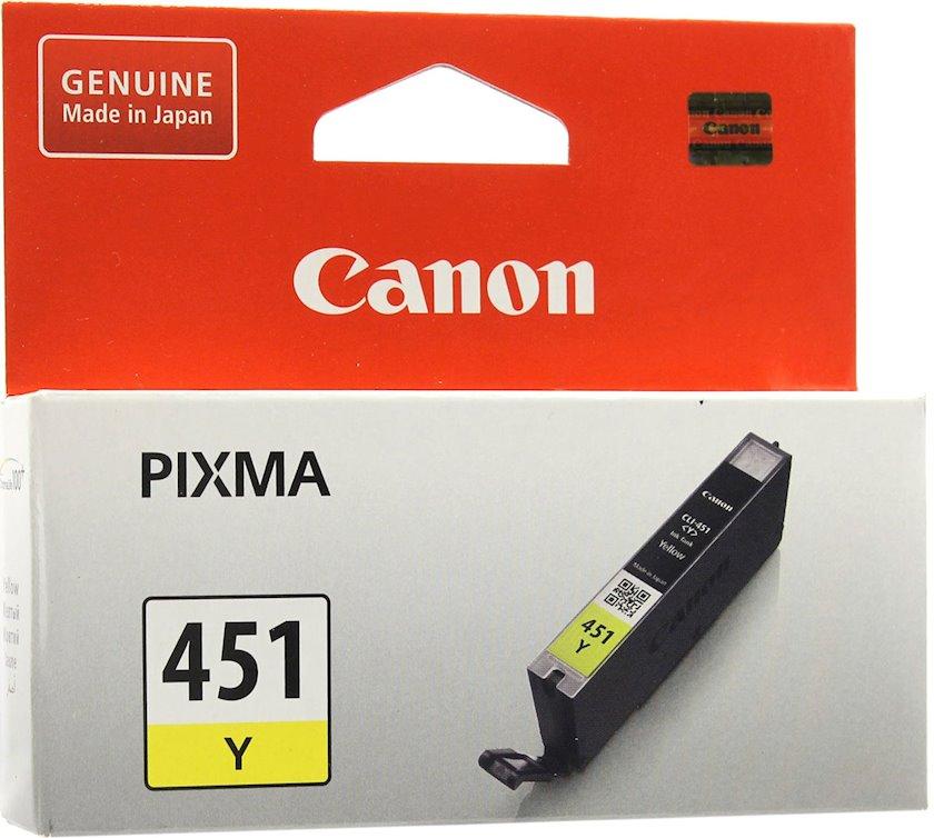 Kartric Canon CLI-451 Yellow