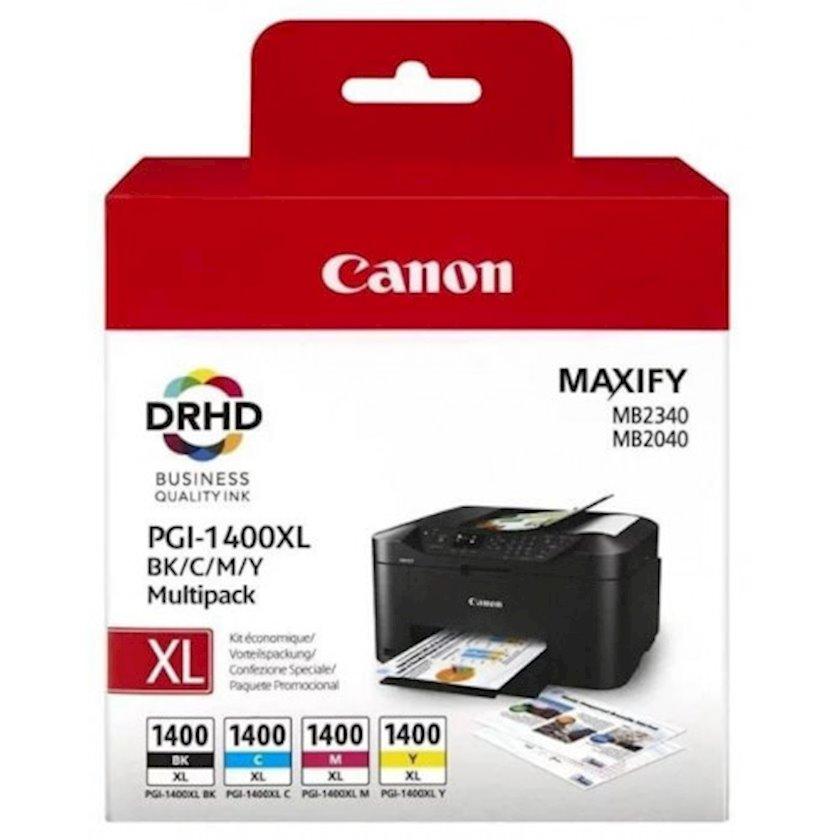 Kartric Canon PGI1400XLMULTI Multipack