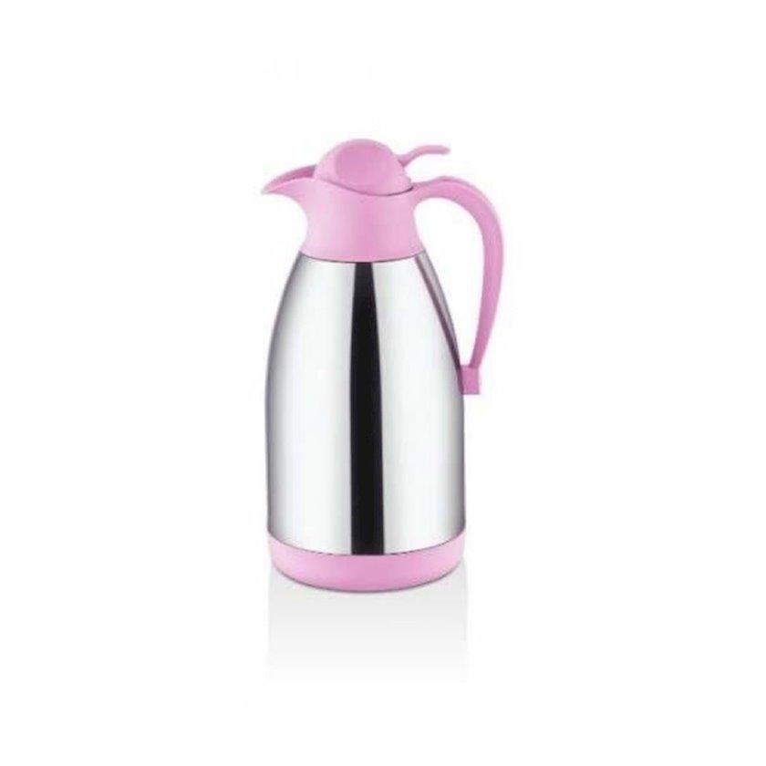 Termos Cooker Vacuum Flask CKR2011 2 l Çəhrayı