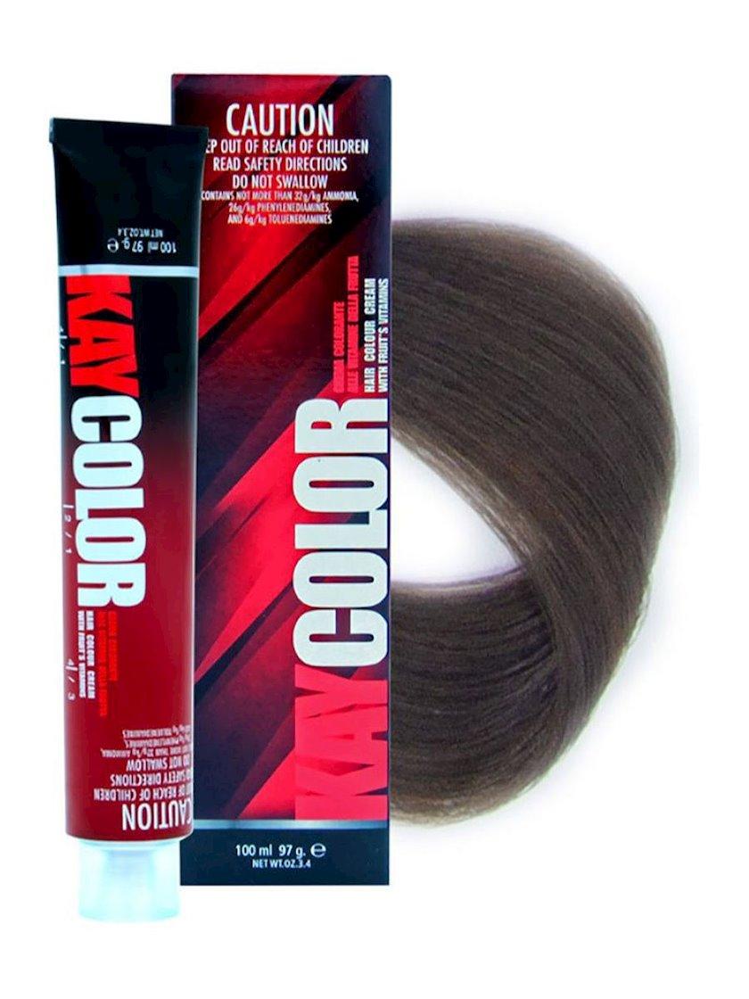 Saç üçün krem-boya KayPro Kay Color 6.13 Tünd-xurmayı Saxara 100 ml