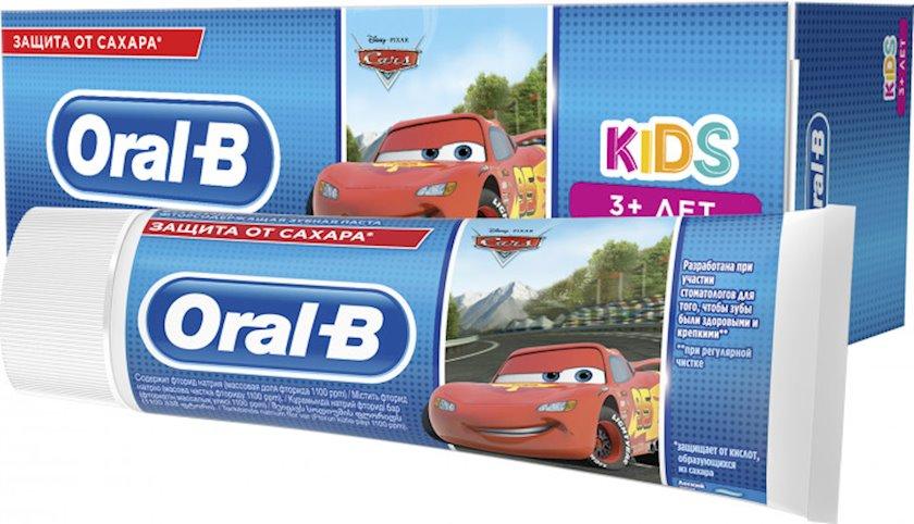 "Diş pastası Oral-b Kids ""Тачки"" 75 ml."