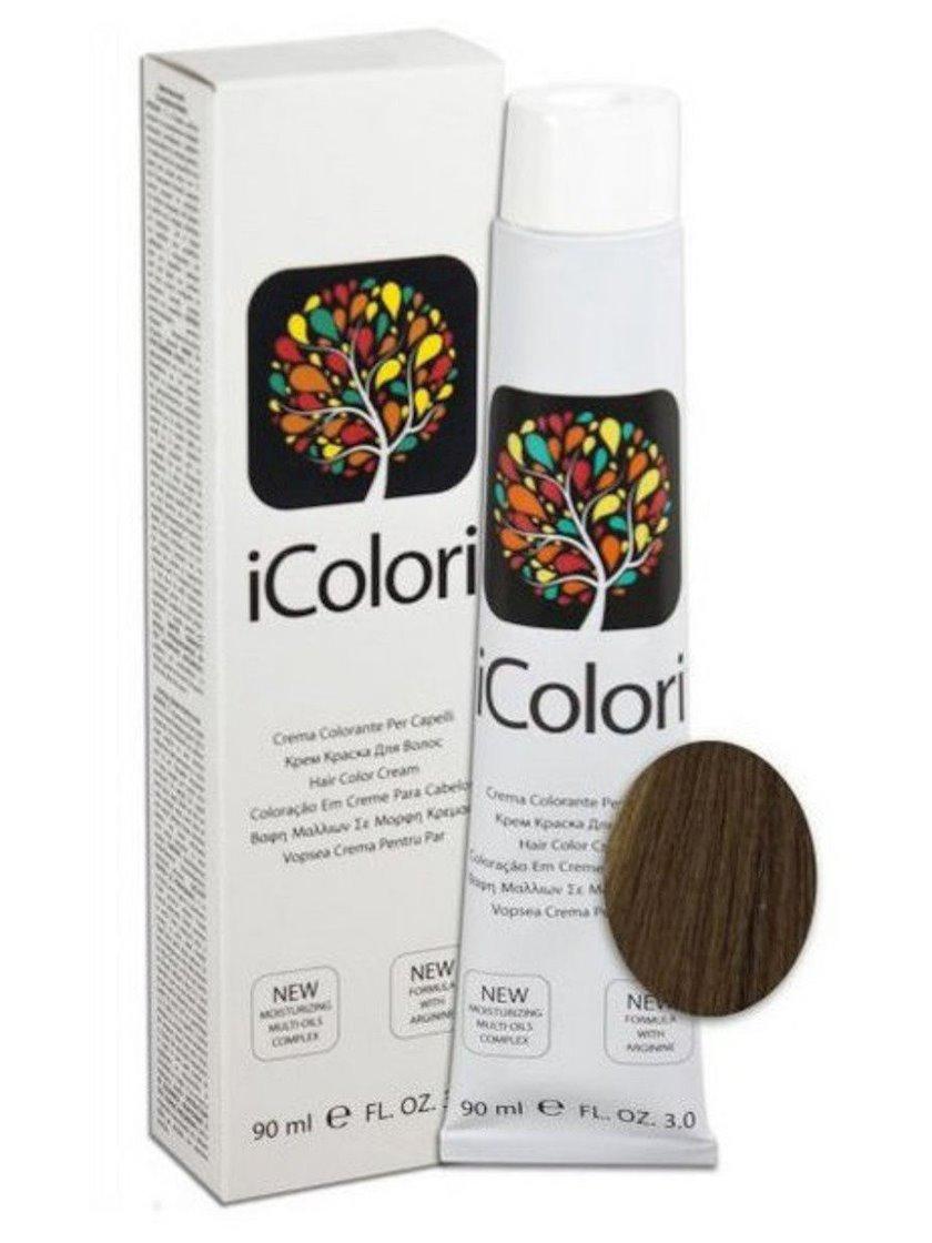 Saç üçün krem-boya KayPro iColori 8.32 Açıq sarışın bej 90 ml