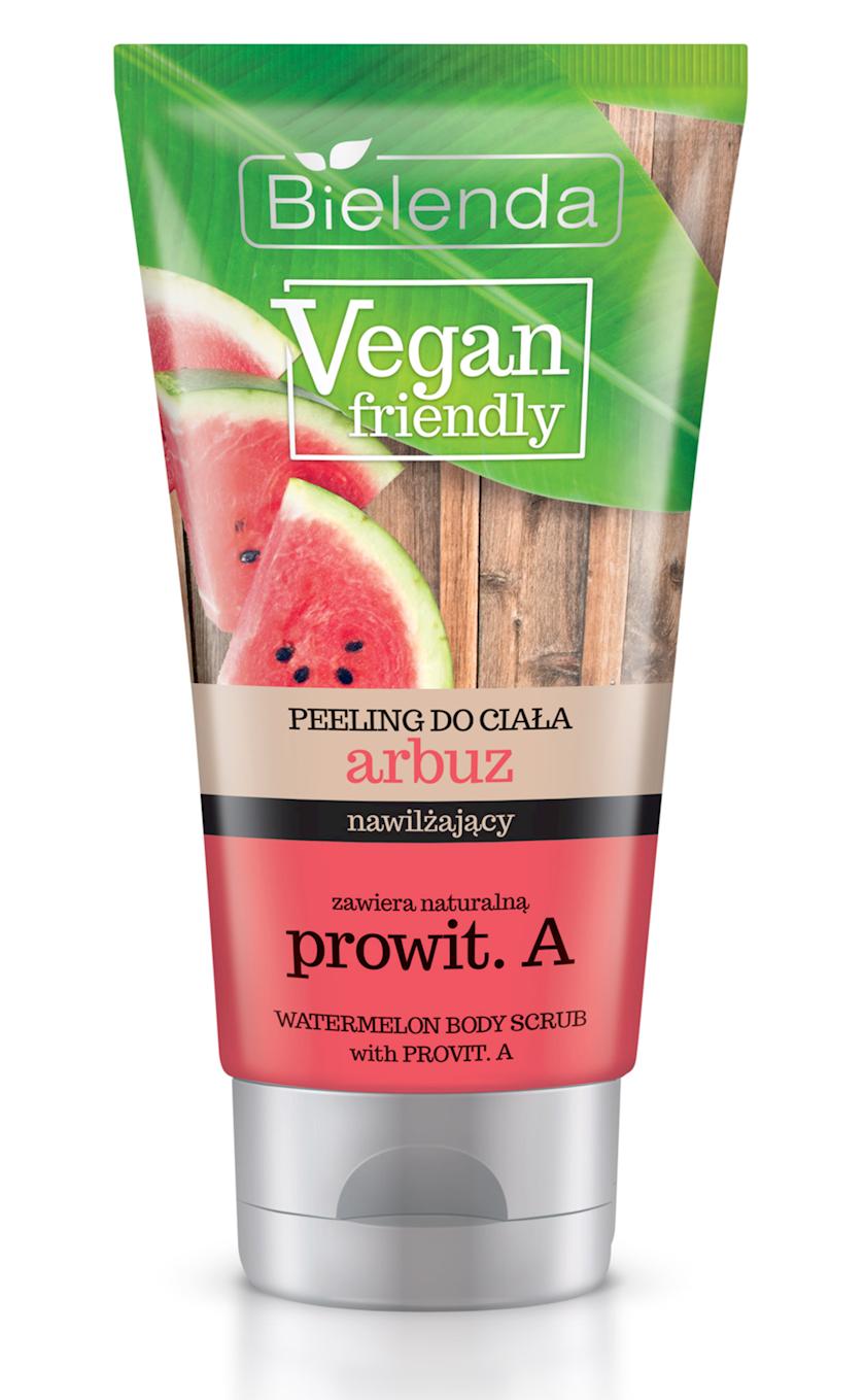 Bədən üçün skrab Bielenda Vegan Friendly Body Scrub Watermelon with Provitamin A 200 ml