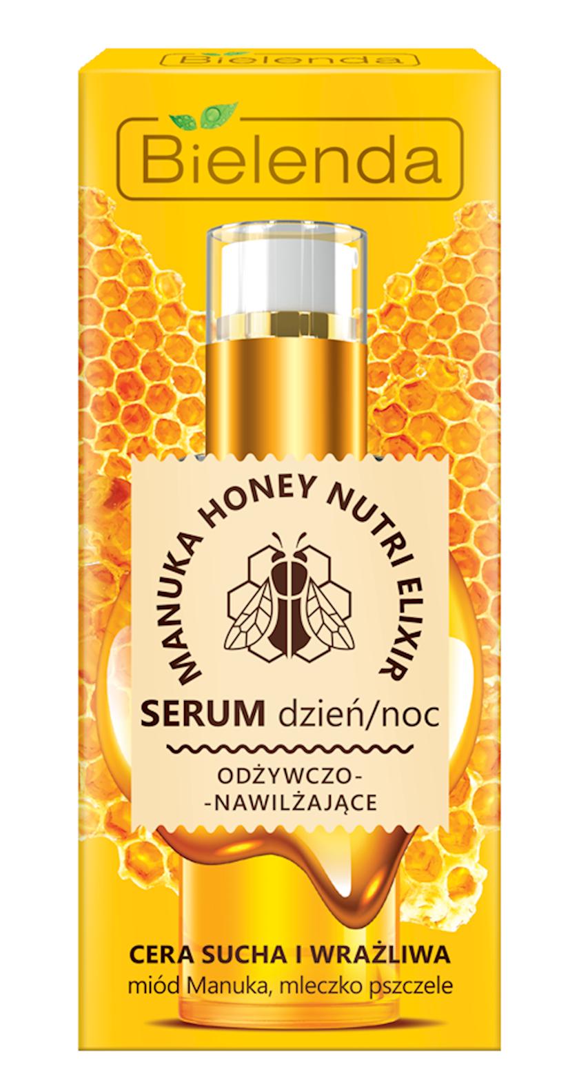 Zərdab Bielenda Manuka Honey Nutri Elixir 30 ml
