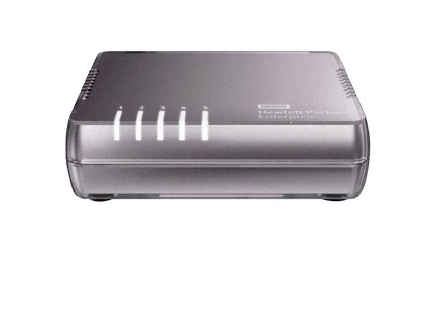 Kommutator HP OfficeConnect 1405 5G v3 5 x RJ45 JH407A