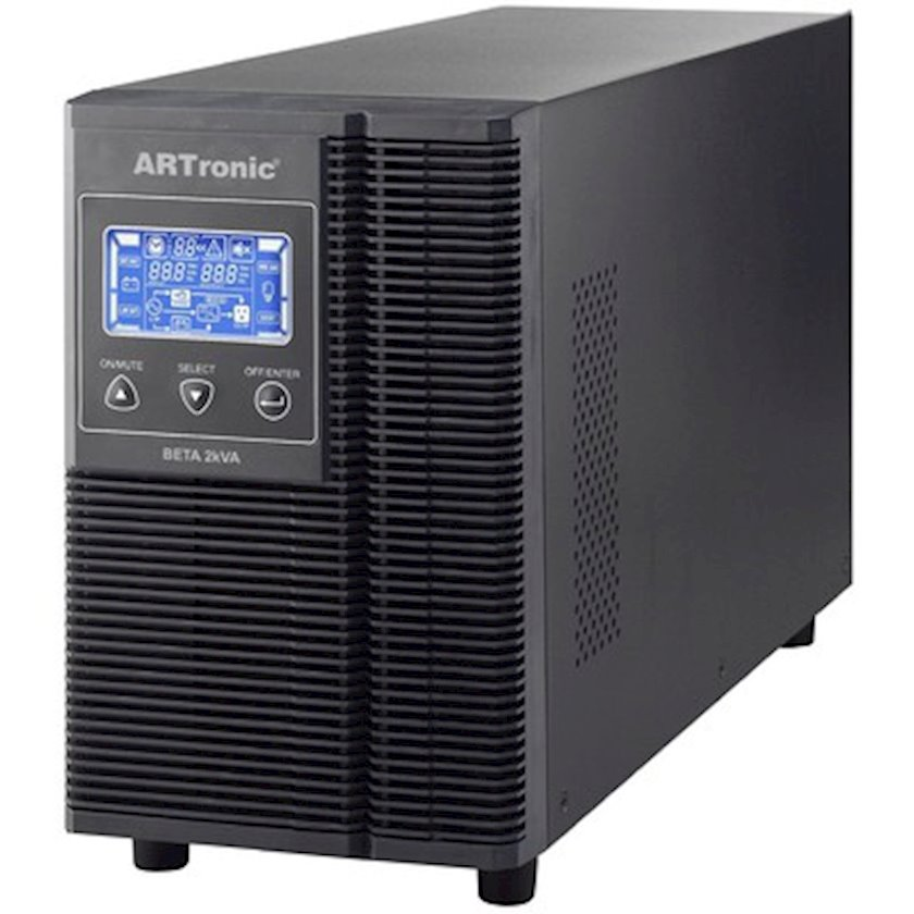 Fasiləsiz enerji təchizatı UPS ARTronic ARTon Beta 2kVA On-Line