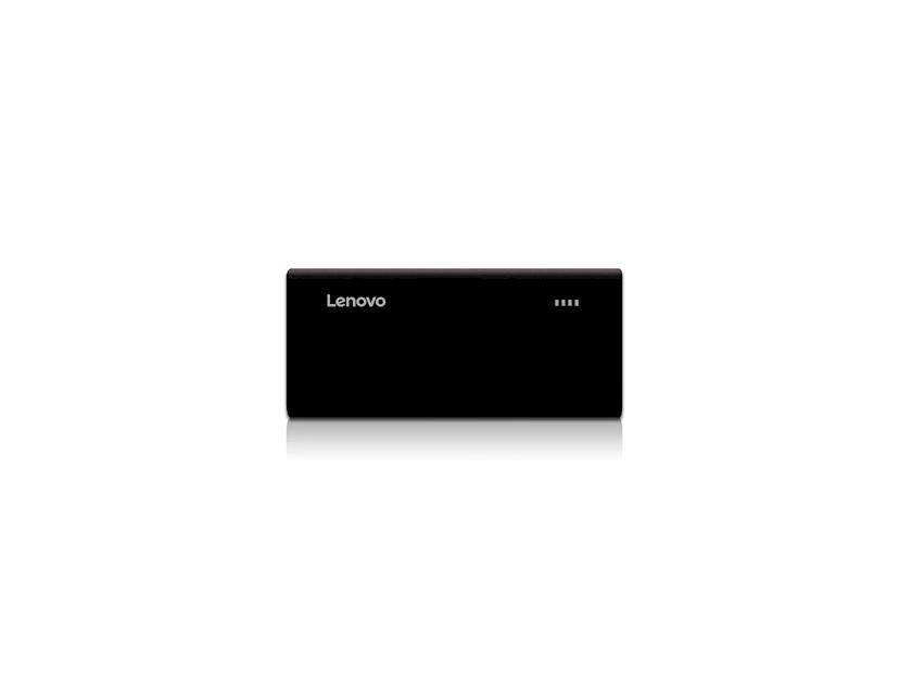 Xarici akkumulyator Lenovo PA10400 GXV0R48715 Black