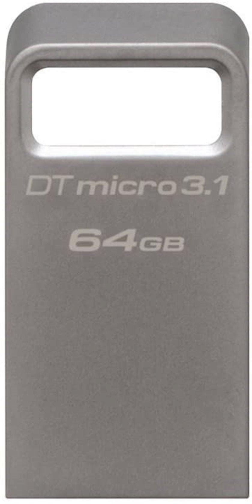 Fleş Kingston Data Traveler DTMC3 Micro 3.1 64 Gb