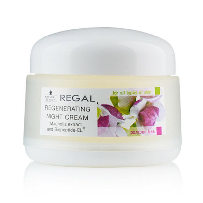 "Bərpaedici gecə kremi  Regal ""Natural Beauty"" 50 ml"