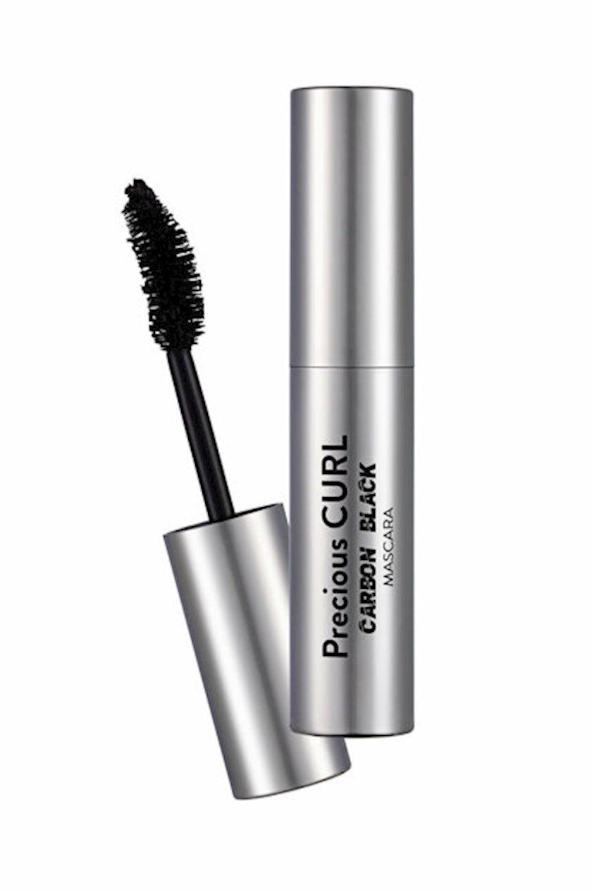 Kipriklər üçün tuş Flormar Precious Curl Carbon Black Mascara Black 11.5 ml