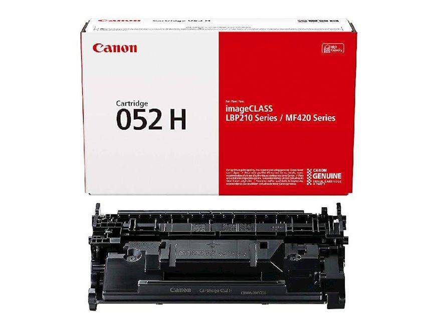 Toner-kartric Canon CRG 052 H Black
