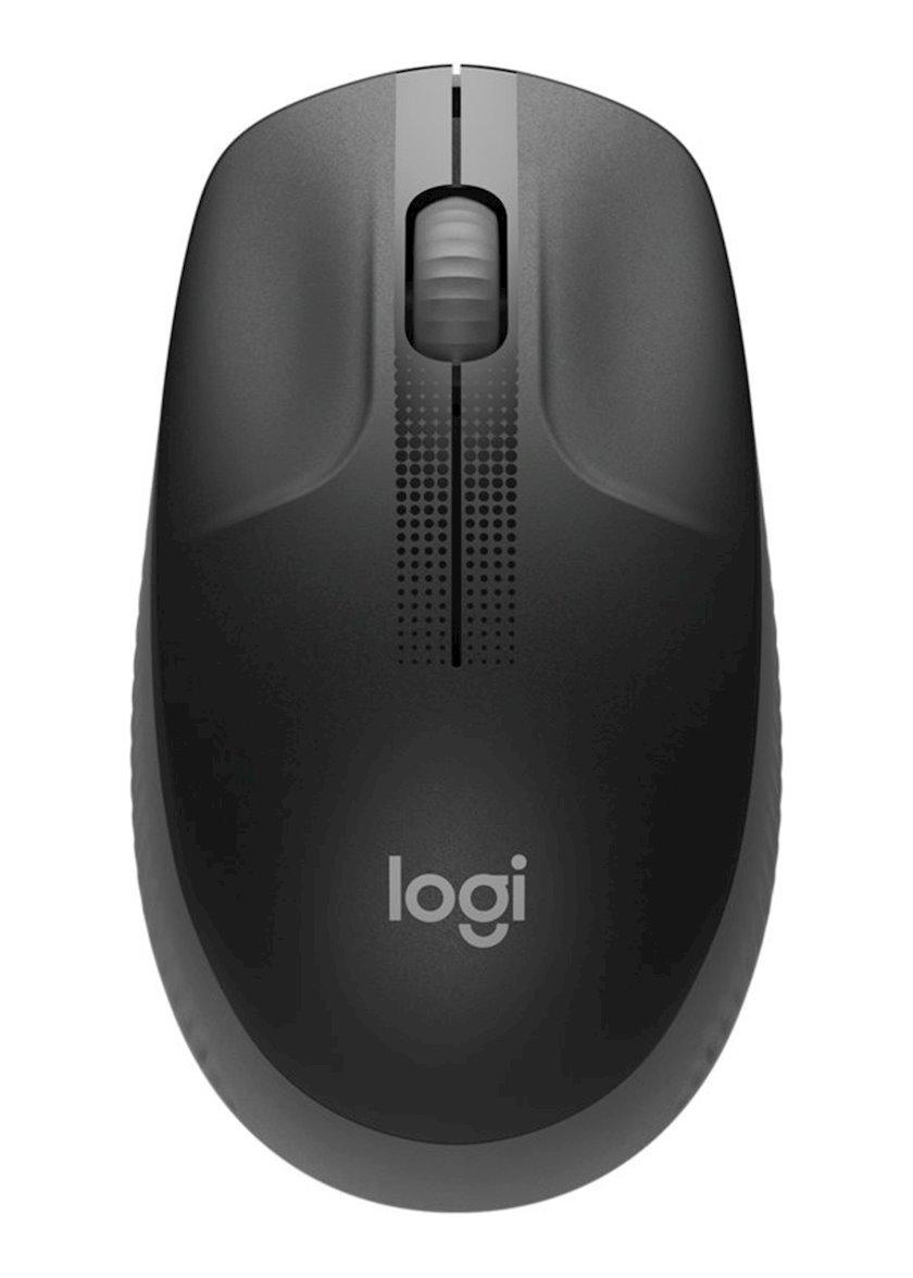 Kompüter siçanı Logitech Wireless Mini Mouse M190 Black