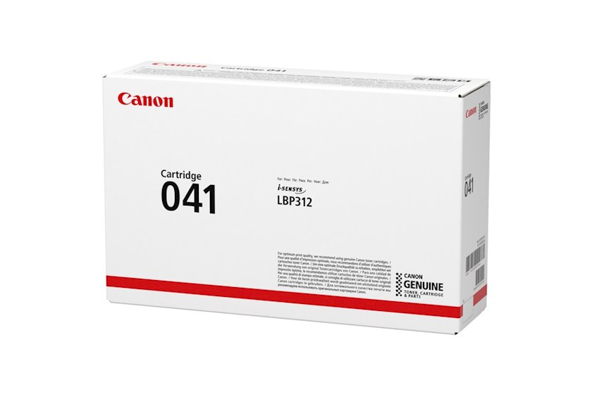 Toner-kartric Canon CRG-041 Black