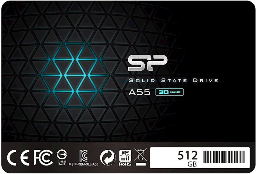 Sərt disk Silicon Power SDD Ace A55 512 GB Internal Solid State Drive