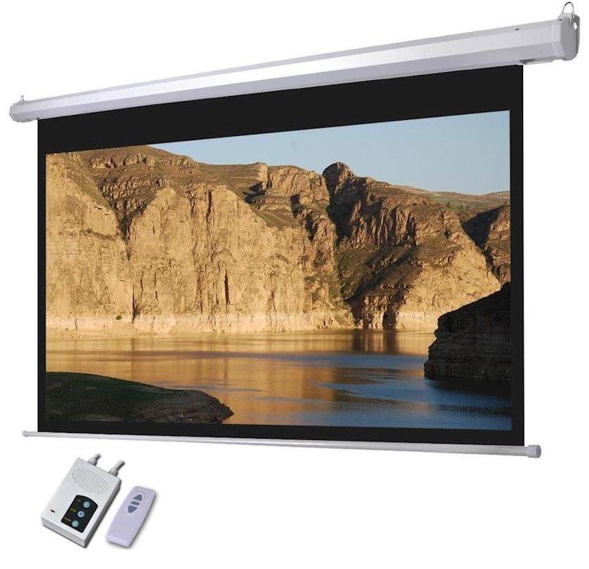 Proyeksiya ekranı Cyber Electrical Screen EH100D