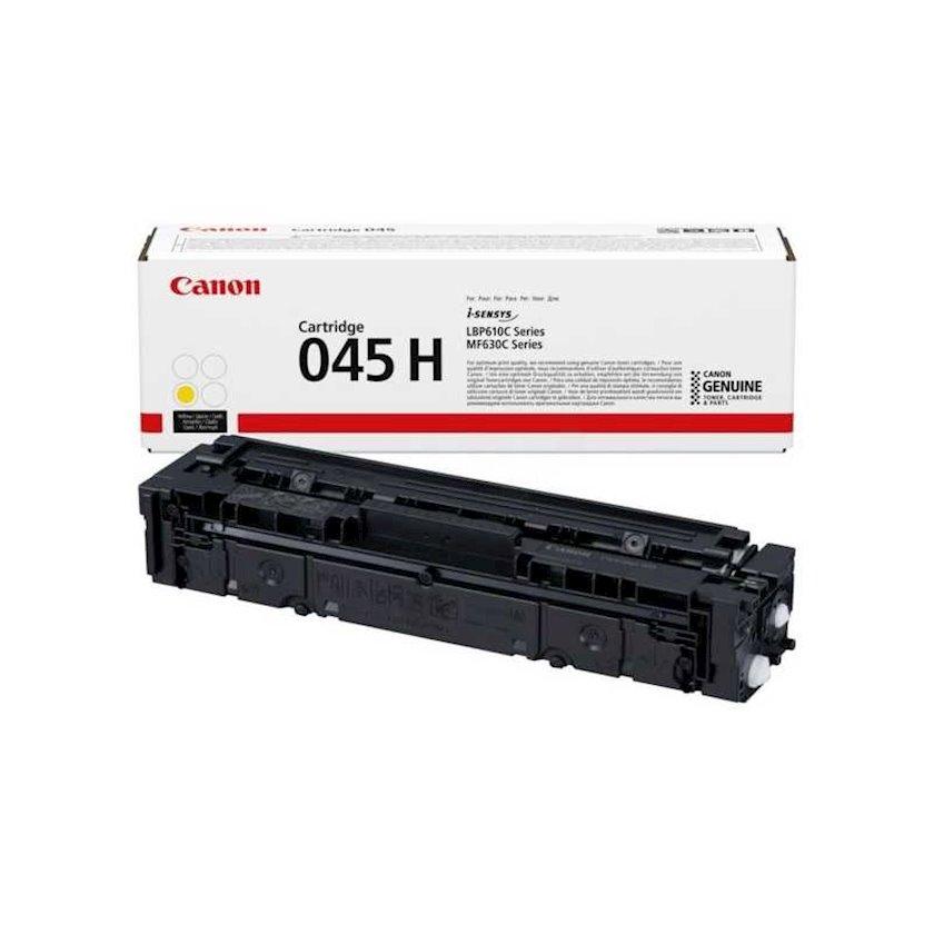 Toner-kartric Canon CRG-045 H Yellow
