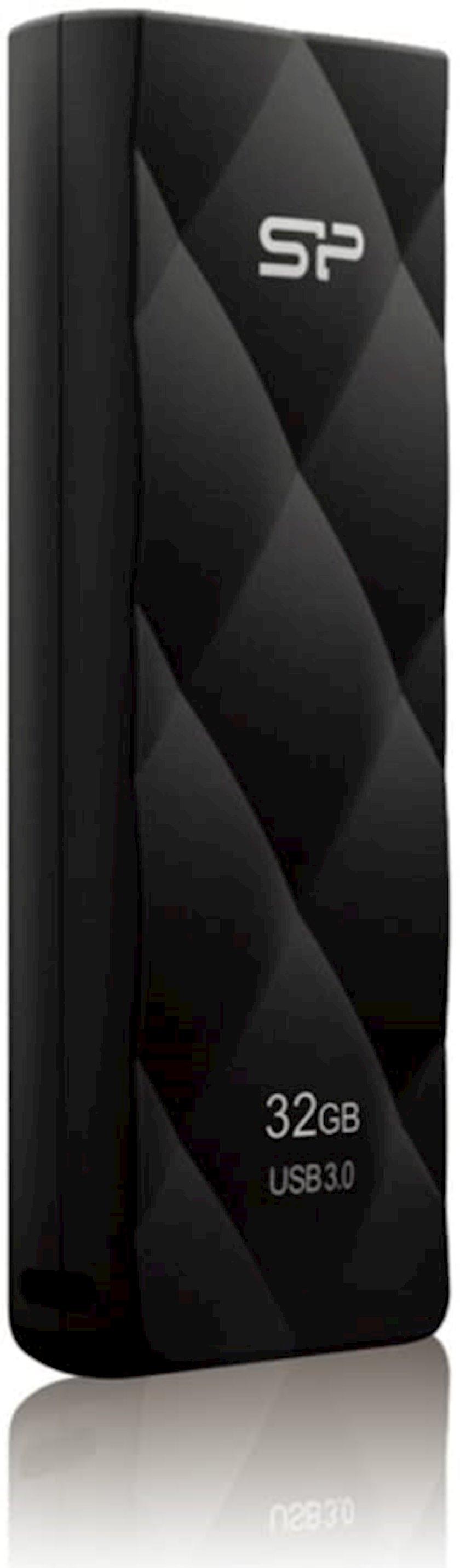 Fleş kart USB Silicon-Power Blaze B03 Black 32 Gb