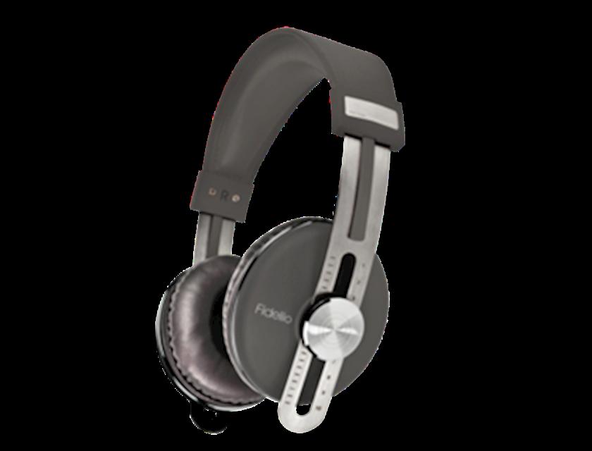 Simsiz qulaqlıq-qarnitur SonicGear Headphone Elysium Fideliio Slate Grey