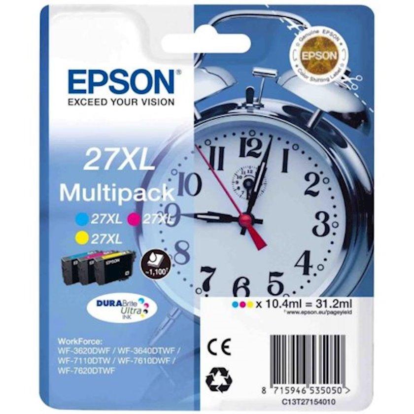 Kartric dəsti Epson 27XL