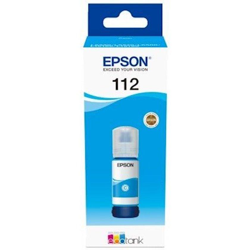 Mürəkkəb konteyneri Epson 112 Cyan Ink Bottle