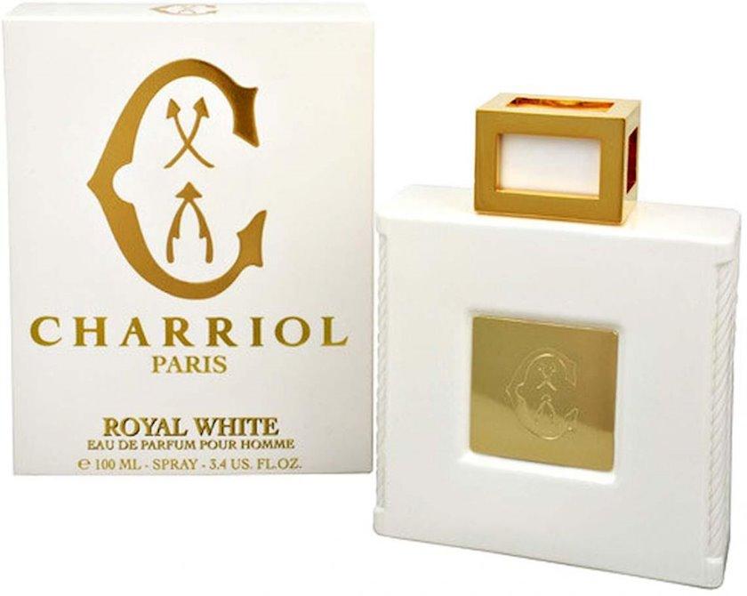 Ətir suyu kişilər üçün Charriol Royal White 100 ml