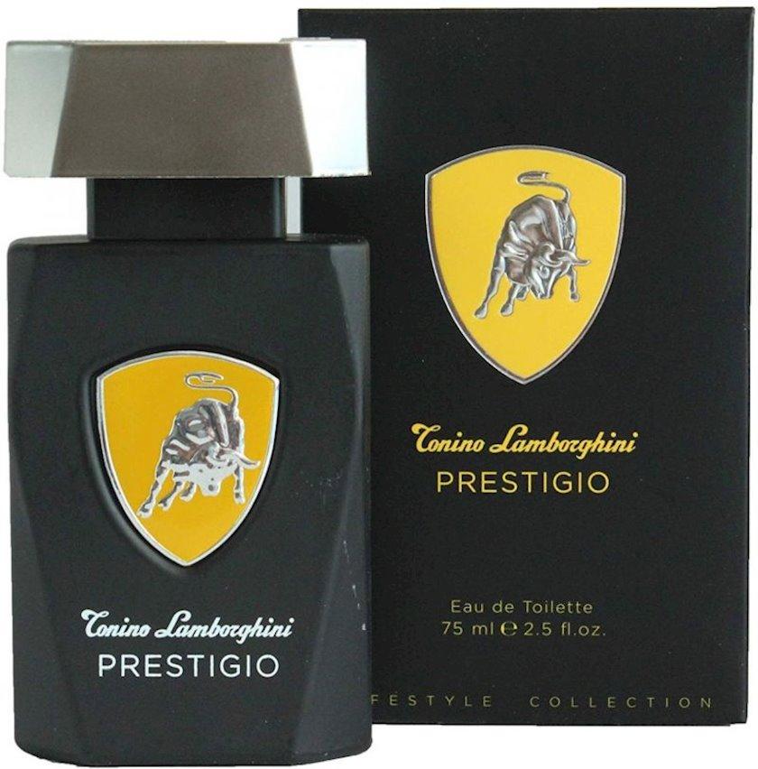 Tualet suyu kişilər üçün Tonino Lamborghini Prestigio75 ml