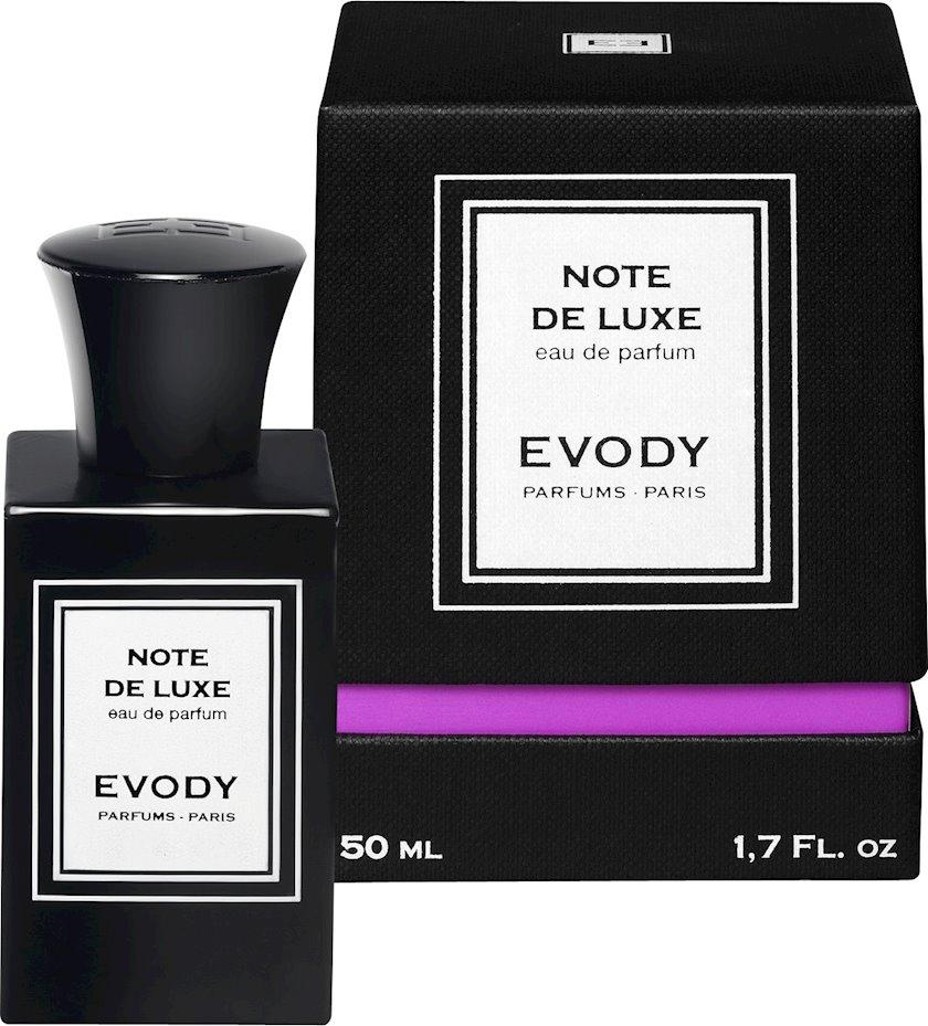 Qadınlar üçün ətir suyu Evody Parfums Note de Luxe 50ml
