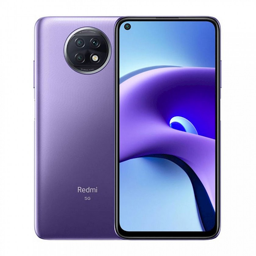 Smartfon Xiaomi Redmi Note 9T 4GB/128GB Purple