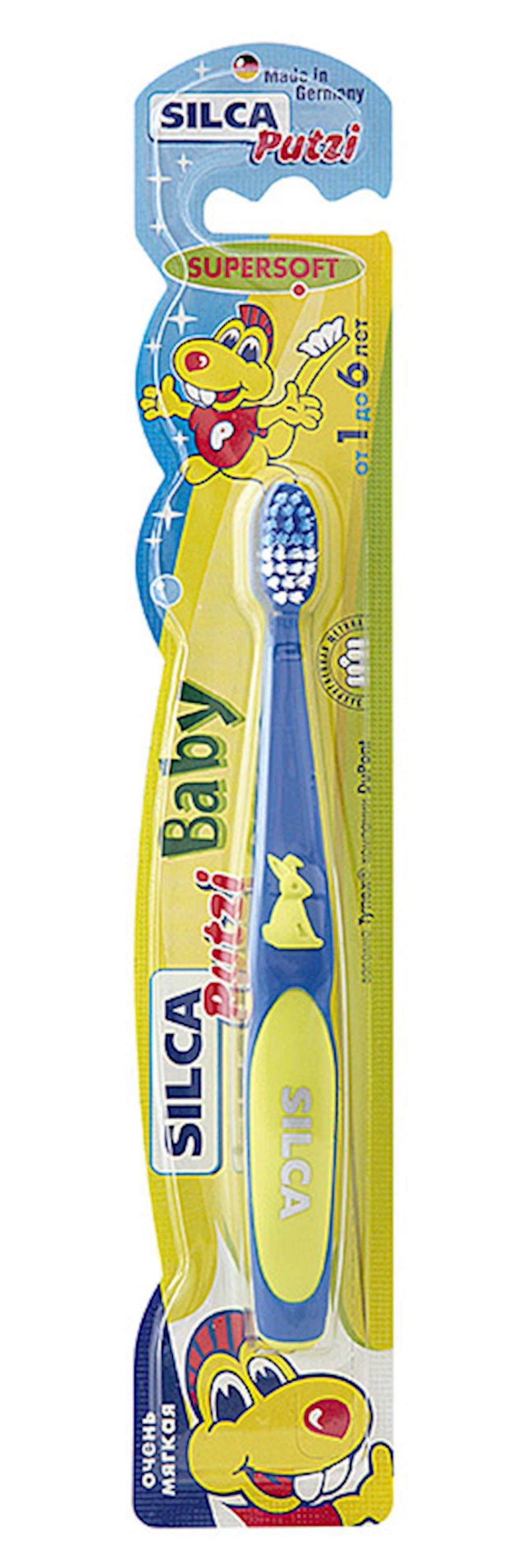 """Diş fırçası Silca """"Baby Rabbit"""""""