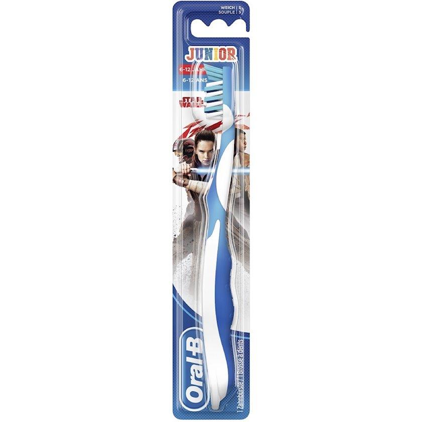 Diş fırçası manual Oral-B Junior 6 - 12 yaş Star Wars