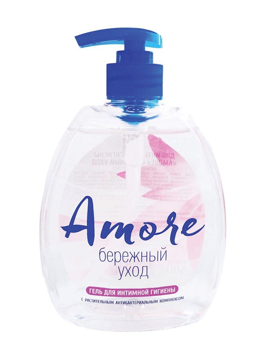 İntim gigiyena geli Romax Amore бережный уход 300 ml