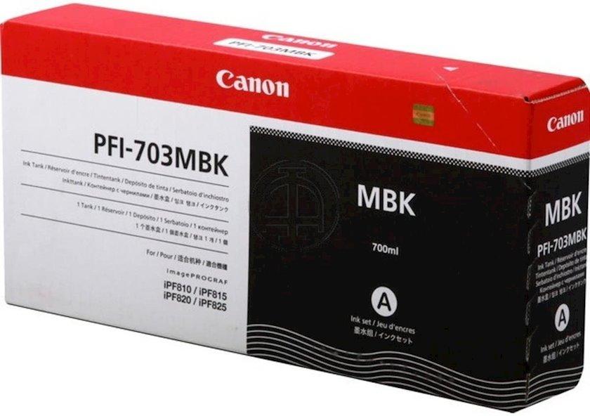 Mürəkkəb konteyneri Canon PFI703 Black