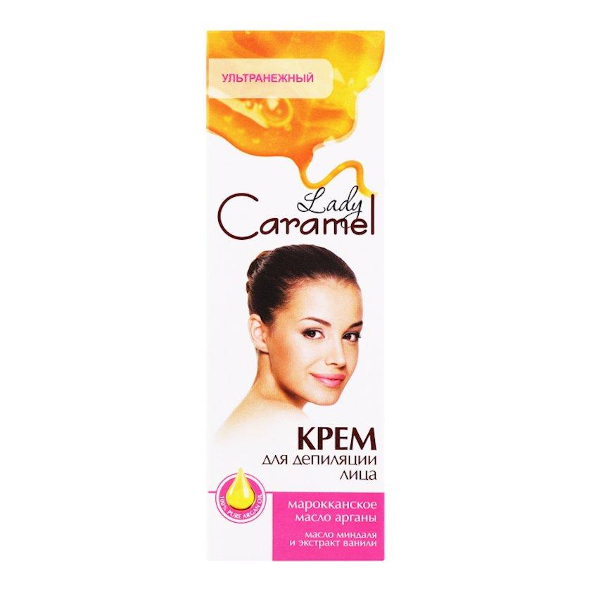 Krem Caramel üz depilyasiyası üçün, 50 ml