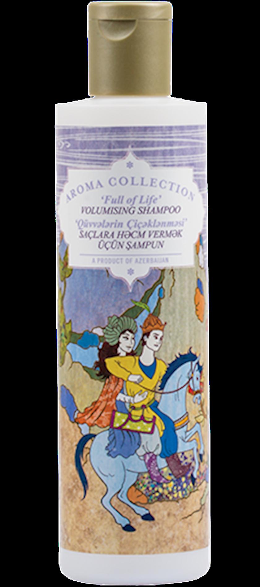 Saç üçün şampun Aroma Collection Dastan Həcm verici, 200 ml